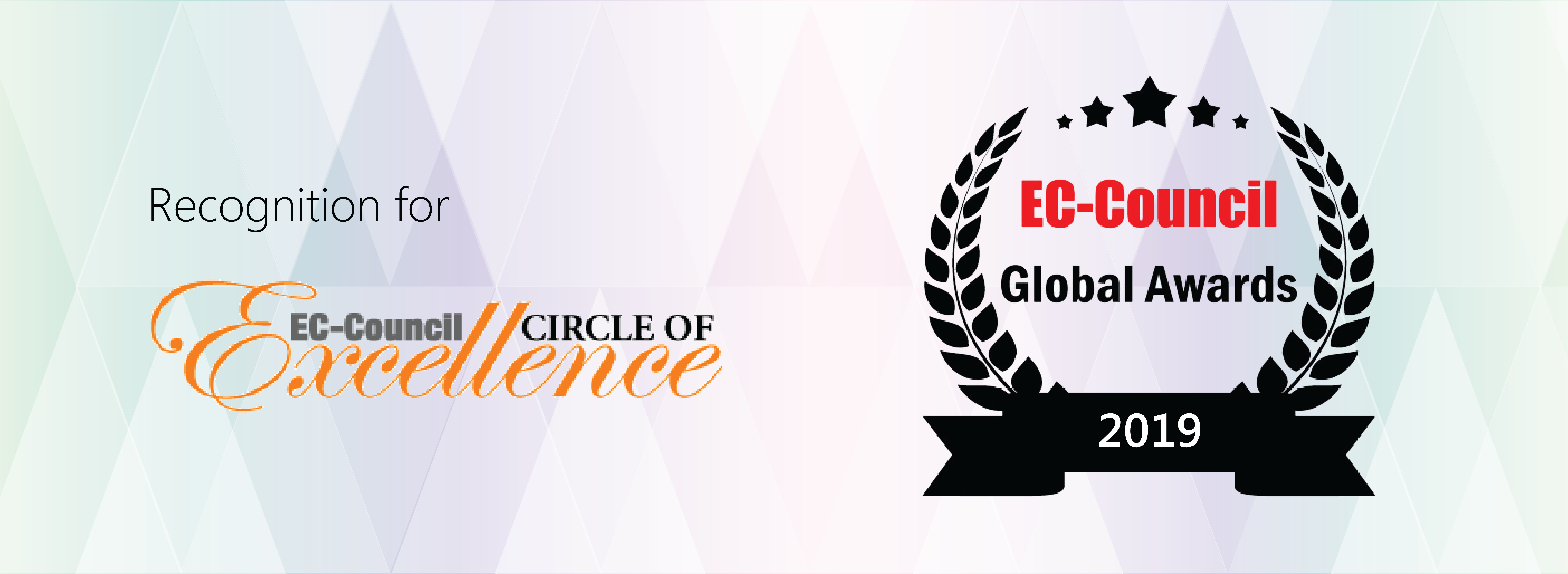 EC Council Circle of Excellence Award